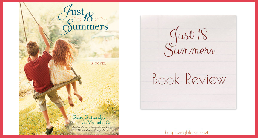 Book Review: Just 18 Summers by Michelle Cox and Rene Gutteridge