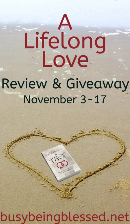 A Lifelong Love Book Review