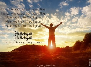 And Now My Lifesong Sings {BTM}