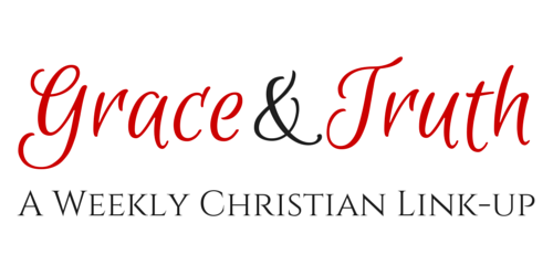 My Kitchen Theology Moment :: Grace & Truth Linkup #22