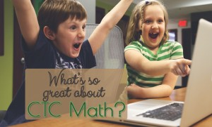 What's so great about CTC Math? {Product Review}