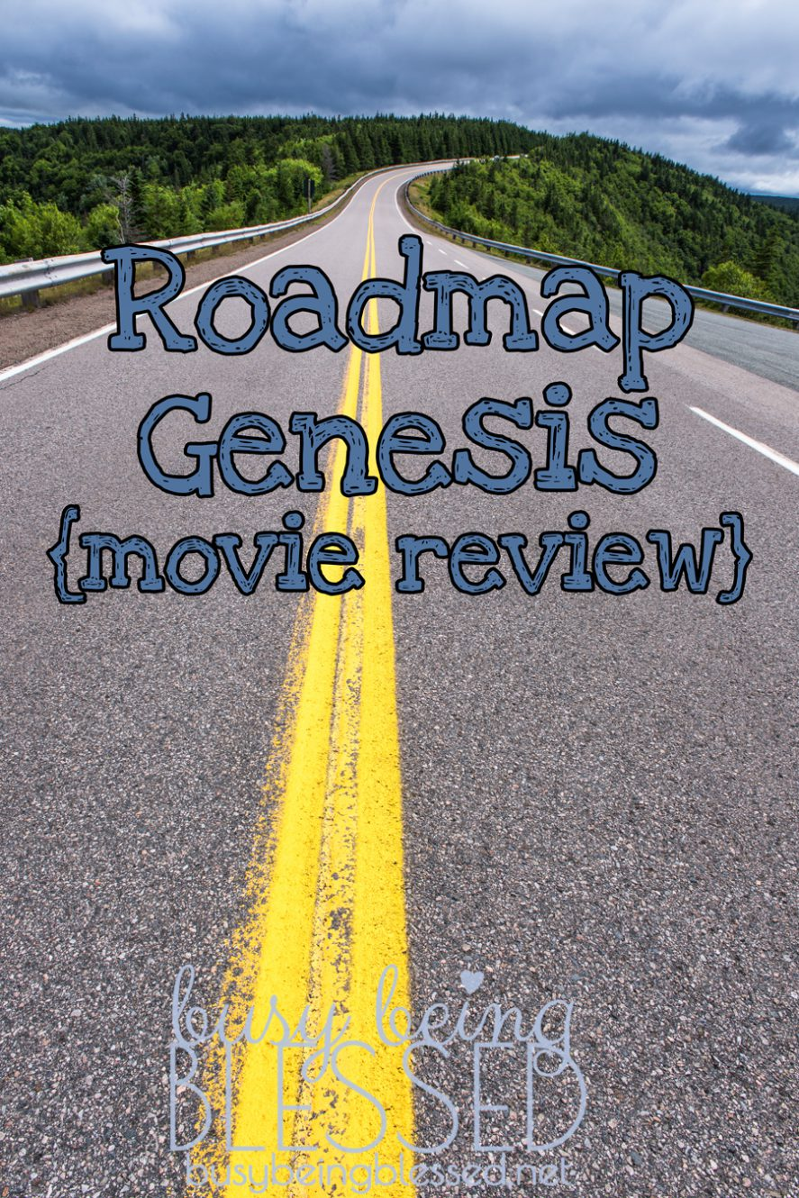 Roadmap Genesis {Movie Review}