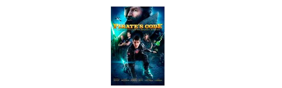 The Pirate's Code {Movie Review}