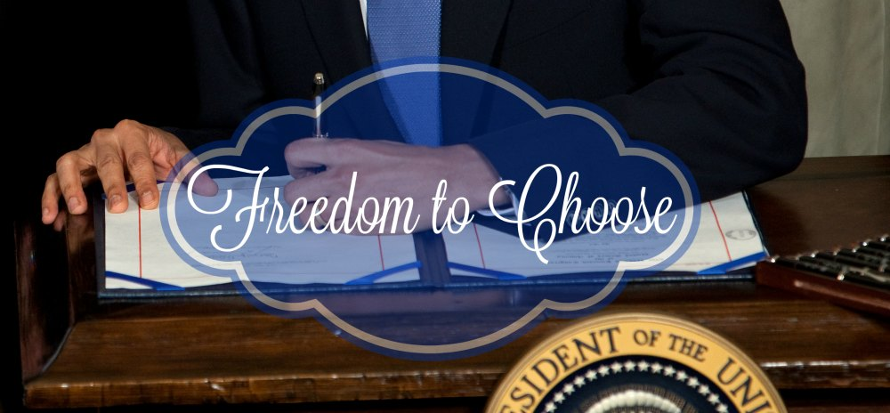 Freedom to Choose