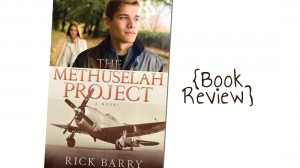 The Methuselah Project {Book Review}