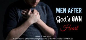 Invitation to Join Men After God's Own Heart Series