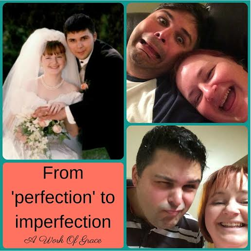 from perfection to imperfection