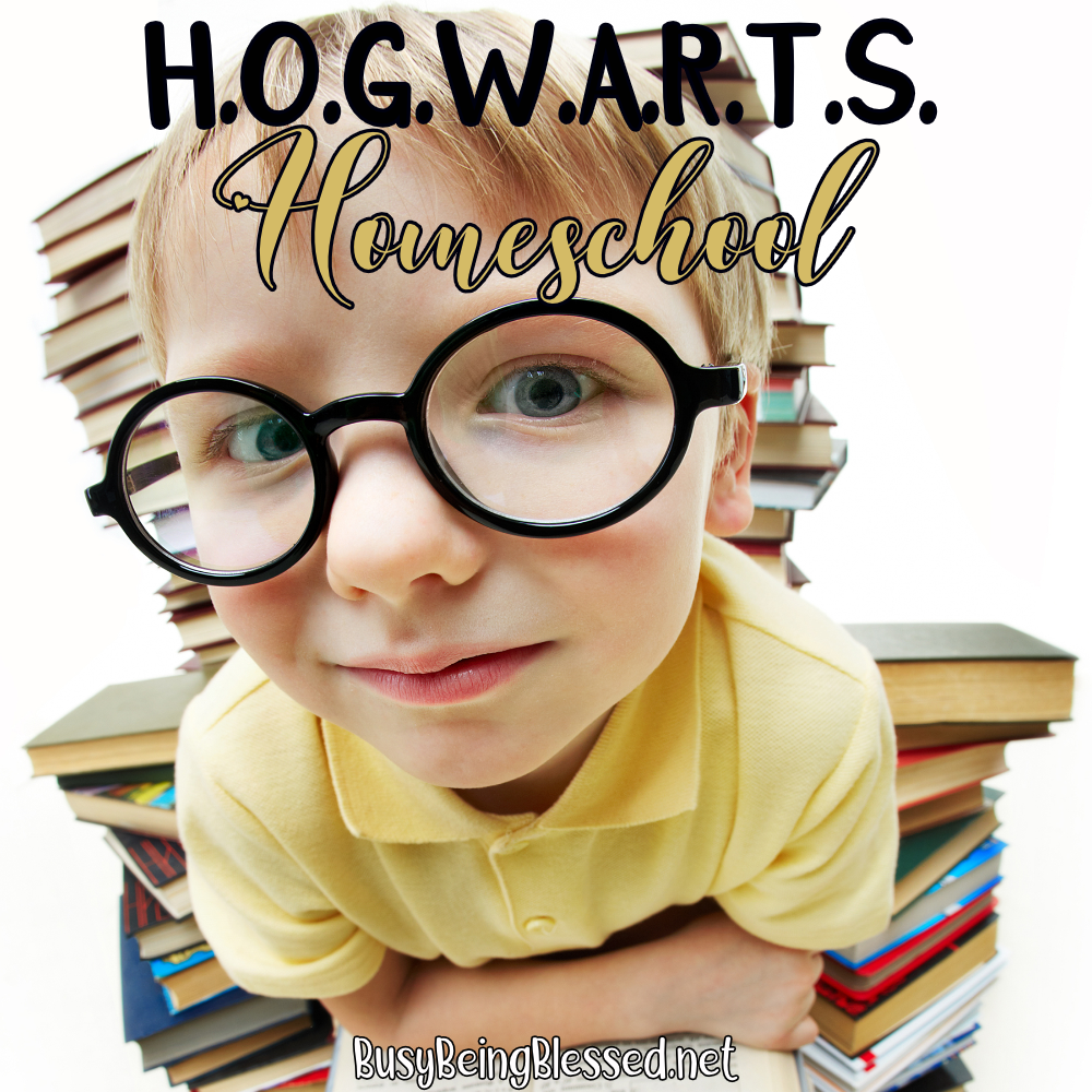 H.O.G.W.A.R.T.S. Homeschool