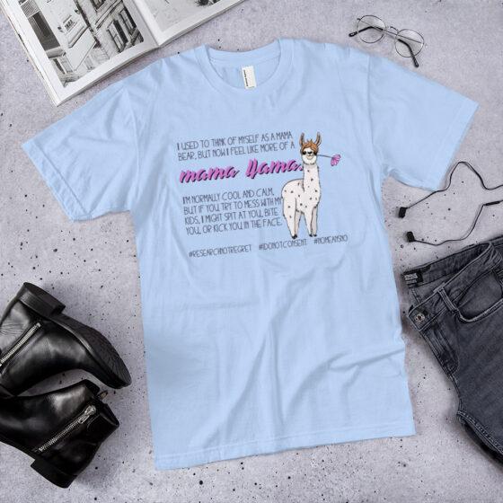 Mama Llama T-shirt looks