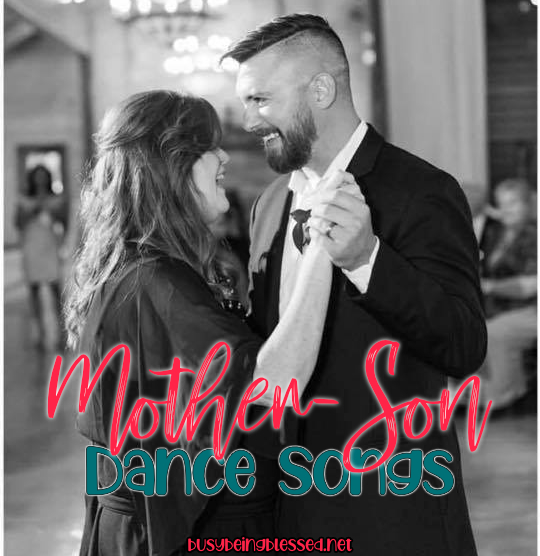 Mother-Son Wedding Dance Songs